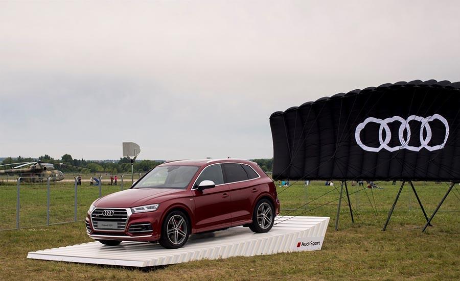 В России представлены Audi SQ5 и RS 5 Coupe