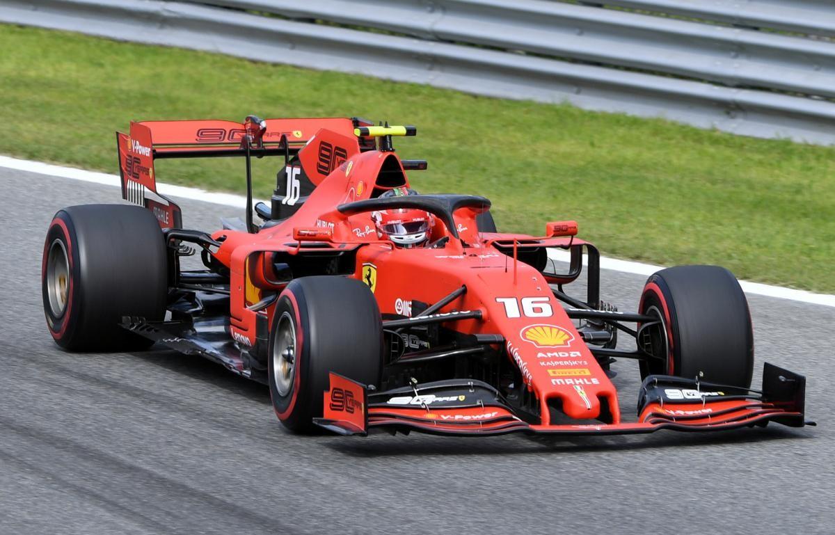График гонок Формулы1 на сезон-2020