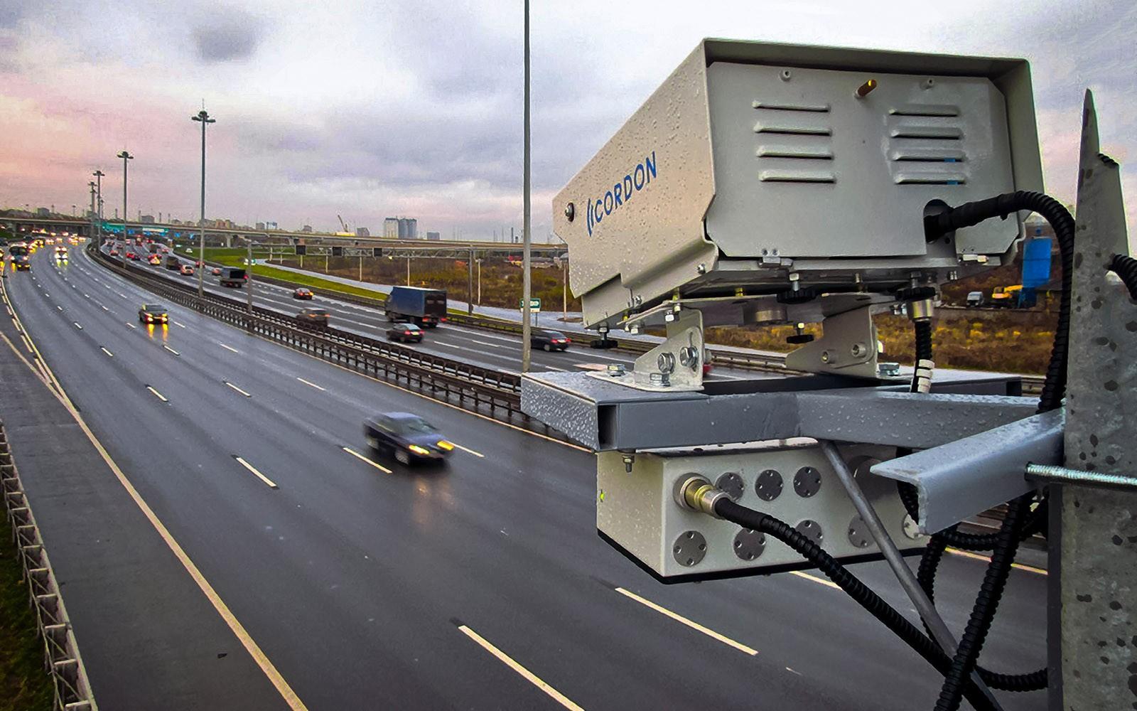 Теперь камеры на дорогах будут выявлять еще одно нарушение