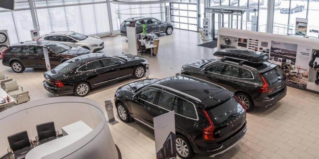 По прогнозам автодилеров, в июне 2020 продажи авто составят 50%